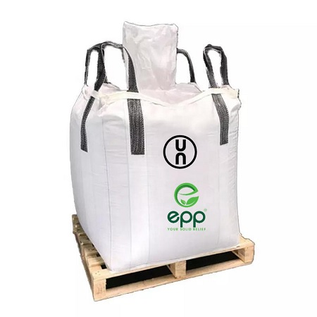 EPP Industrial bulk bag 1 ton Type A intermediated container UN 1 ton bag 500kg 1000kg 700kg 2000kg UN jumbo bag translation