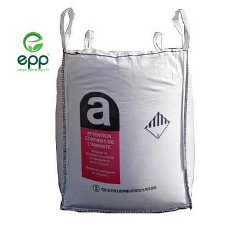 UN approved asbestos bulk bags UN Asbestos Bag asbestos removal bags Asbestos Disposal bags Asbestos Sheet Bag Asbestos mini bags Asbestos FIBC Asbestos FIBC Bag FIBC